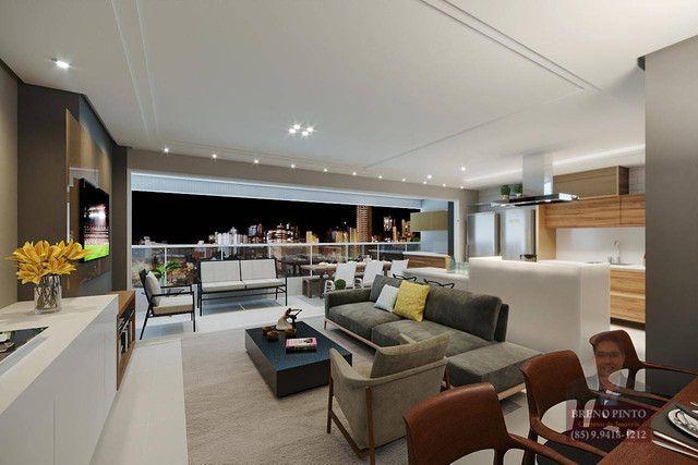 Apartamento no Tribeca com 3 dormitórios à venda, 119 m² por R$ 1.139.260 - Aldeota - Fort - Foto 16