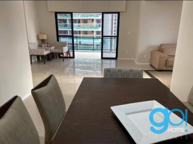 Apartamento com 3 dormitórios à venda, 174 m² por R$ 1.150.000 - Umarizal - Belém/PA - Foto 13
