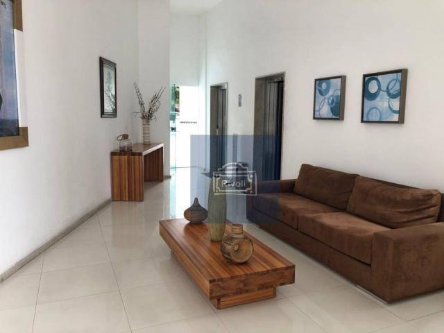 Apartamento para alugar, 48 m² por R$ 2.100,00/mês - Tamarineira - Recife/PE - Foto 16