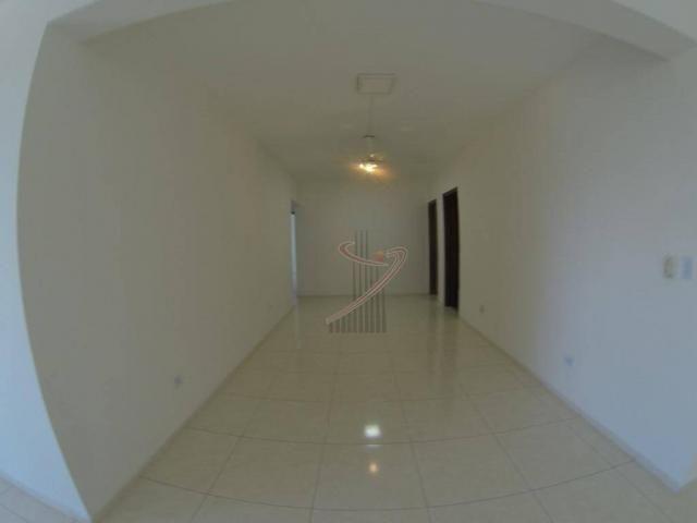 Apartamento com 4 dormitórios para alugar, 181 m² por R$ 1.650,00/mês - Centro - Foz do Ig - Foto 6