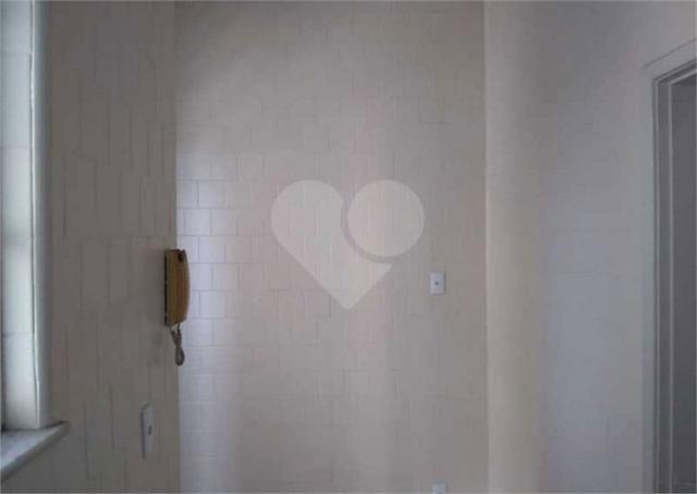 Apartamento à venda com 1 dormitórios em Grajaú, Rio de janeiro cod:350-IM544620 - Foto 16