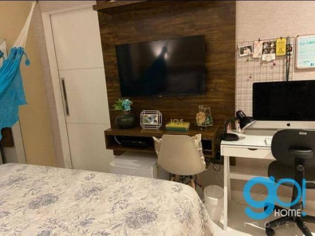 Apartamento com 3 dormitórios à venda, 78 m² por R$ 550.000 - Cremação - Belém/PA - Foto 6