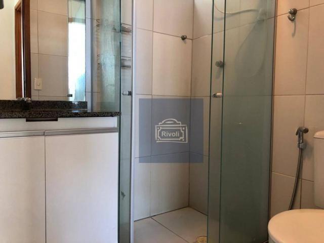 Apartamento para alugar, 48 m² por R$ 2.100,00/mês - Tamarineira - Recife/PE - Foto 9
