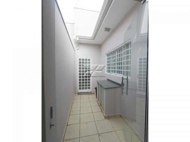 Casa à venda com 3 dormitórios em Jardim itapuã, Rio claro cod:9766 - Foto 17