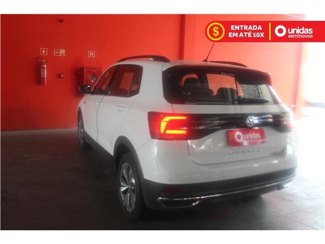 Volkswagen T-cross 1.0 200 tsi total flex comfortline automático - Foto 5