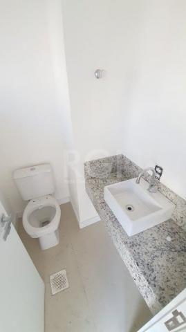 Casa à venda com 3 dormitórios em Lagos de nova ipanema, Porto alegre cod:MI17266 - Foto 6