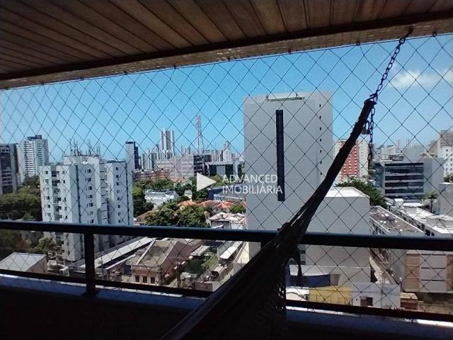 Apartamento com 4 dormitórios à venda, 260 m² por R$ 1.500.000 - Graças - Recife/PE - Foto 7