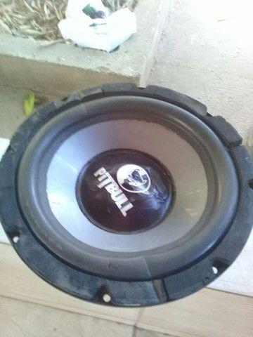 Grave Pitbull 12' usado  - Foto 3