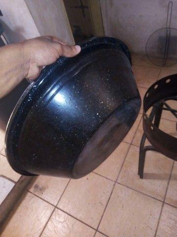 Fritadeira de batata pro gas - Foto 3