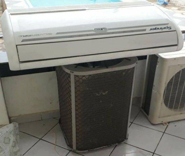 Ar condicionado Springer 30.000 Btus  - Foto 3