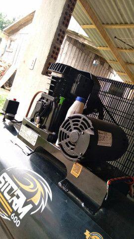 Compressor 200L - Foto 3
