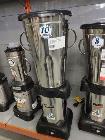 Liquidificador baixa rotação 10 litros - Colombo  - Foto 2