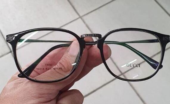 Armação de Óculos Feminino Rosê Vários Estilos Blogueira - Foto 3