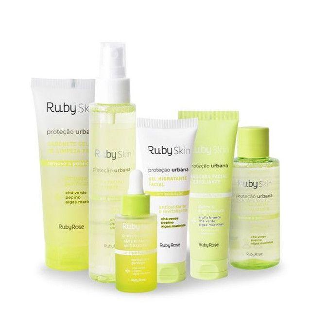 Press Kit Linha Ruby Skin Proteção Urbana - Ruby Rose (Cod. KIT126) - Foto 2