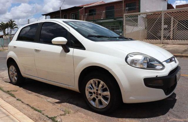 Fiat Punto Atractive 1.4 Flex 2013 - Foto 5