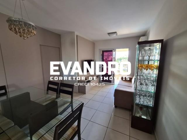 Apartamento para Venda em Cuiabá, Quilombo, 3 dormitórios, 1 suíte, 2 banheiros, 2 vagas - Foto 2