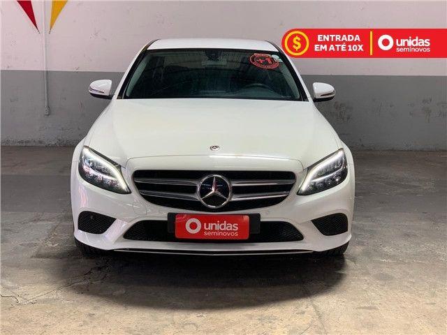Mercedes-benz C 180 2019 1.6 cgi gasolina avantgarde 9g-tronic
