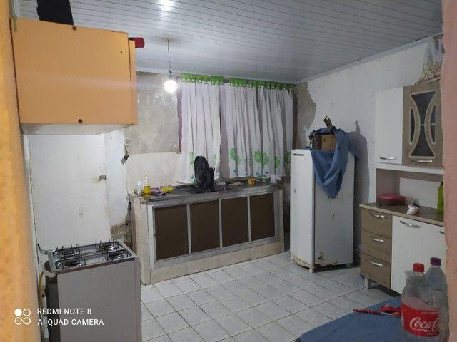 Vendo casa 35 reais Belford roxo barro vermelho - Foto 3
