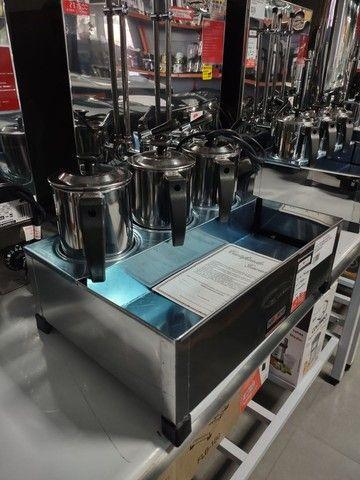 ET-31 Esterilizador 3 bules com termostato - CONSERCAF  - Foto 2