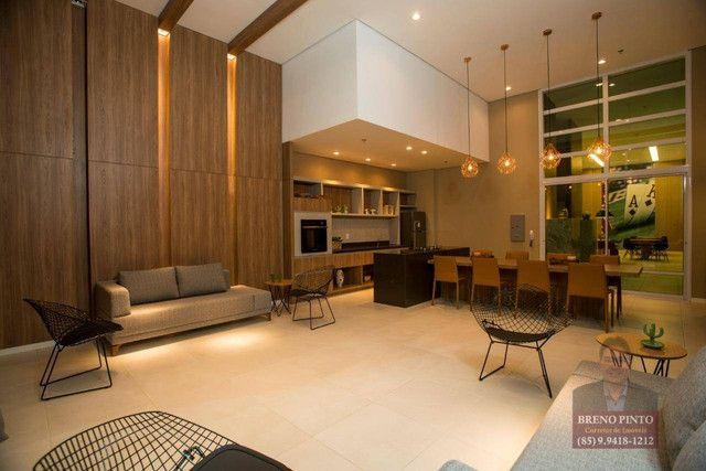 Apartamento no Tribeca com 3 dormitórios à venda, 119 m² por R$ 1.139.260 - Aldeota - Fort - Foto 5