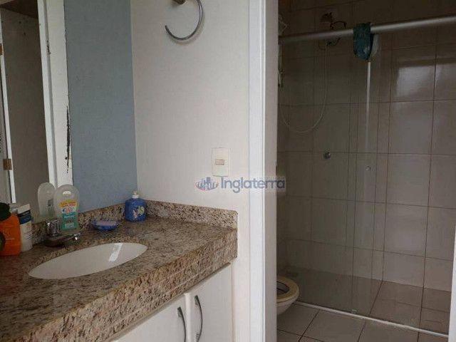 Casa com 4 dormitórios para alugar, 400 m² por R$ 5.500,00/mês - Jardim Higienópolis - Lon - Foto 20