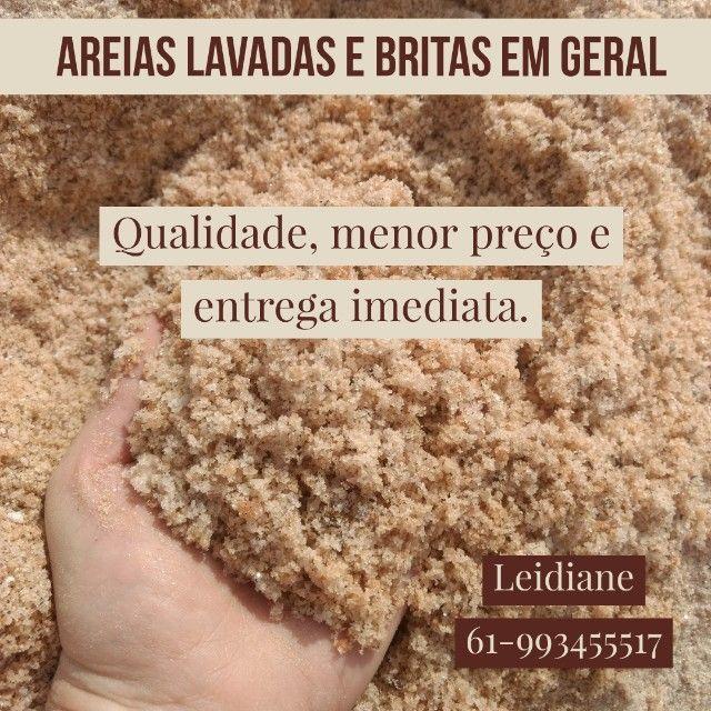 Areias e Britas Brasilia e entorno