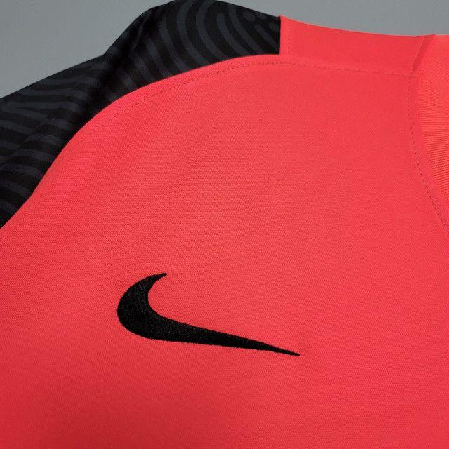 Camisa Liverpool de Treino 2020/21 - Foto 4