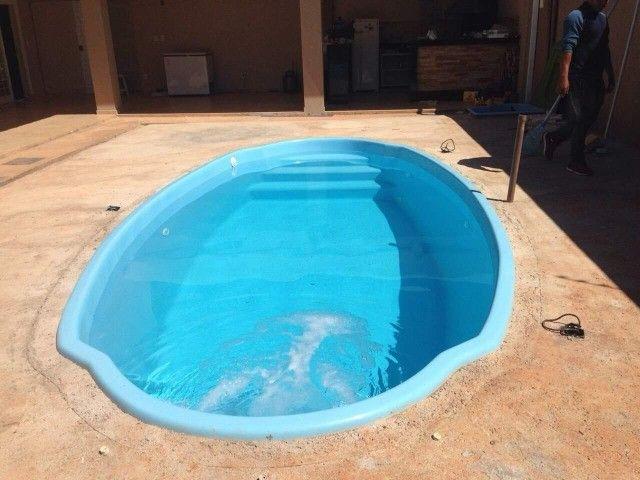 piscina de fibra - Foto 4