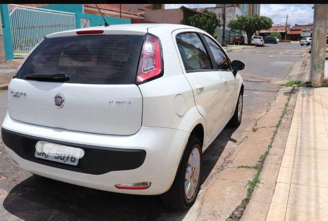 Fiat Punto Atractive 1.4 Flex 2013 - Foto 4