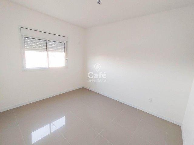 Apartamento Novo com 2 dormitórios, sacada com churrasqueira e Garagem. - Foto 11