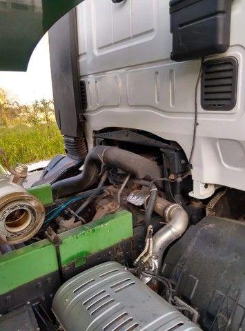 Caminhão Iveco 170e22 Ano 2014 Com Tanque Pipa - Foto 7
