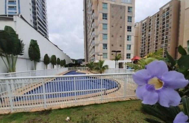 Apartamento de 1 quarto em águas claras, com Armarios, lazer, piscina e garagem - Foto 13