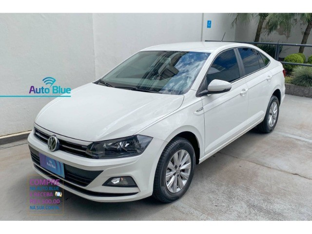 Volkswagen Virtus Comfortline TSI 1.0 - 19/20 | IPVA 2021 PAGO