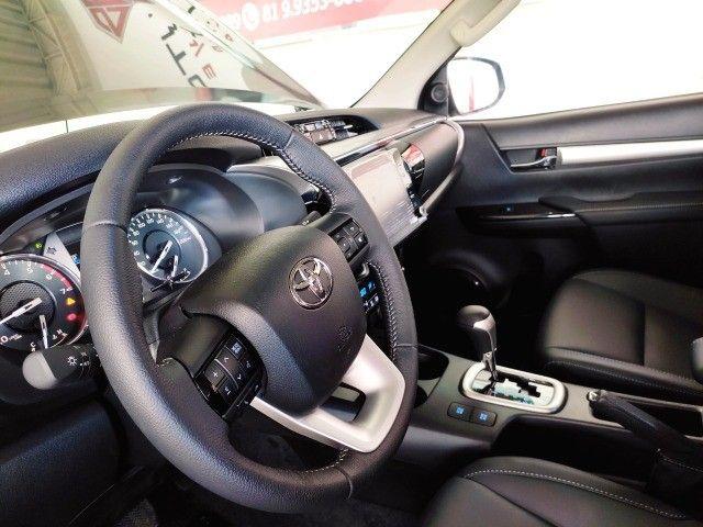 Toyota Hilux 2021  0Km SRV 2.7 4X4 Flex AT   - Foto 2