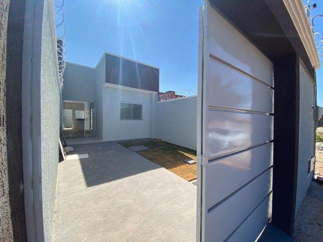 Casa para venda possui 58 metros quadrados com 2 quartos em Residencial Buena Vista I - Go - Foto 14