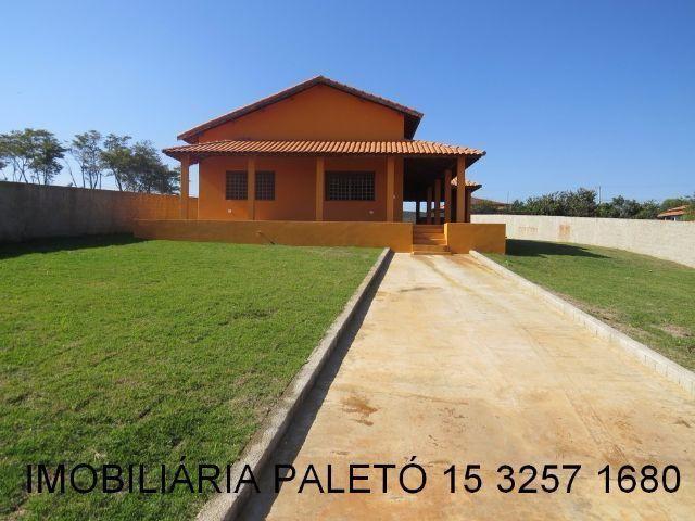 REF 358 chácara 1000 m², toda murada, casa nova toda em laje, Imobiliária Paletó