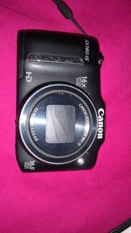 Venda câmera fotográfica Canon sx 160 is