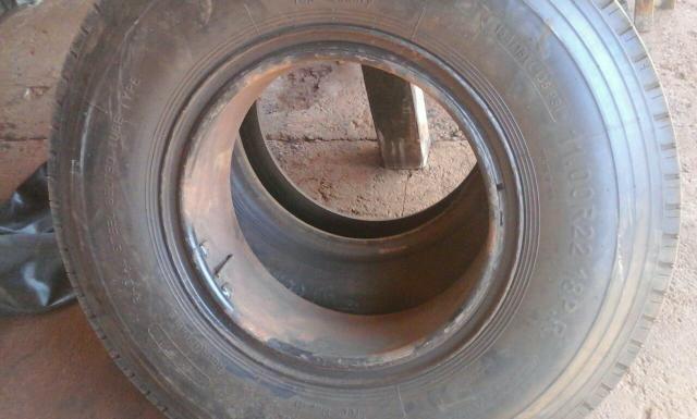 Pneus 1100x22 radial