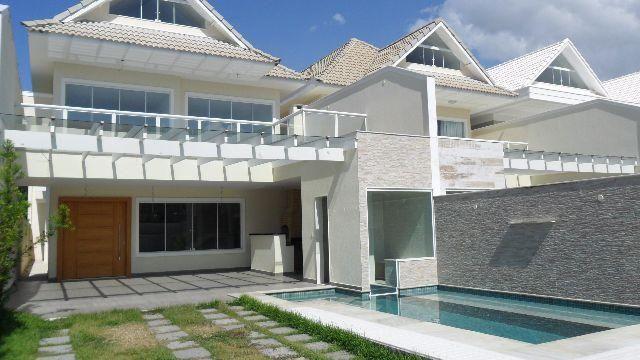 Casa barra da tijuca 4 quartos blue houses condominio - Piano casa in condominio ...