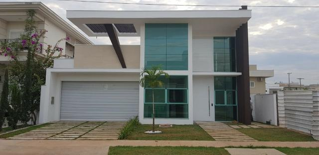 Casa Térrea no Condomínio Florais dos Lagos com 4 suítes - Foto 16