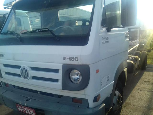 Vw 9.150 delivery plus 3/4