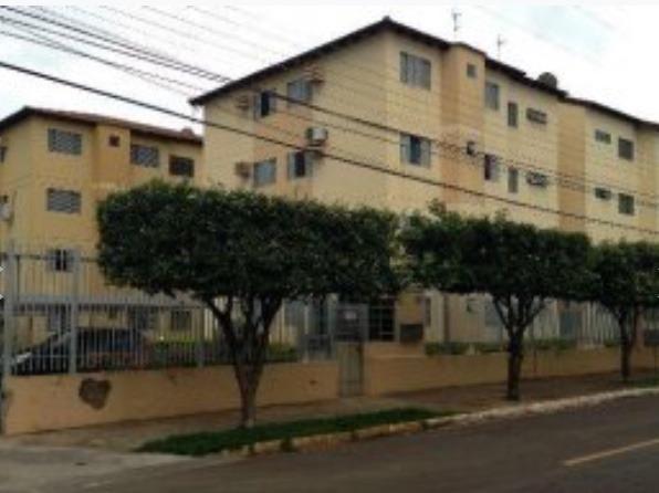 Apartamento no Condomínio Residencial Shalom