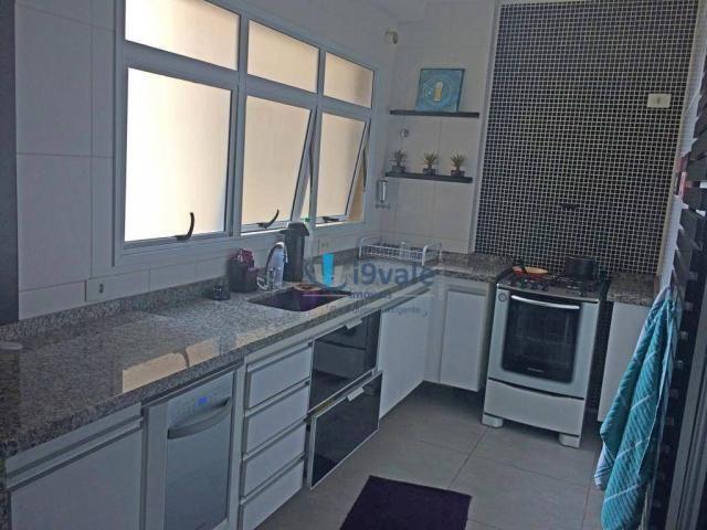 Apartamento sky house com 3 dormitórios à venda, 157 m² por r$ 940.000 - jardim aquarius - - Foto 5