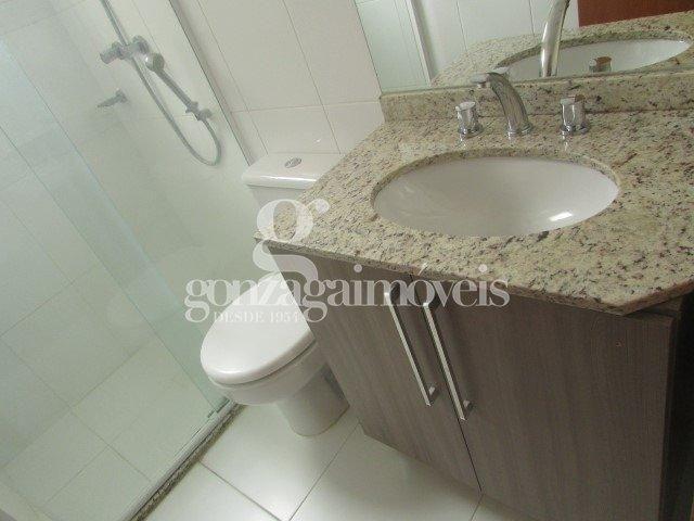 Apartamento à venda com 3 dormitórios em Agua verde, Curitiba cod:397 - Foto 12