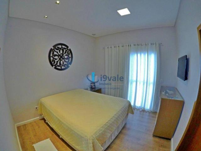 Linda casa térrea à venda, condomínio alto luxo mirante do vale, jacareí-sp - Foto 20