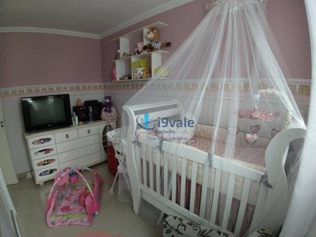 Apartamento com 2 dormitórios à venda, 54 m² por r$ 180.000 - villa branca - jacareí/sp - Foto 3