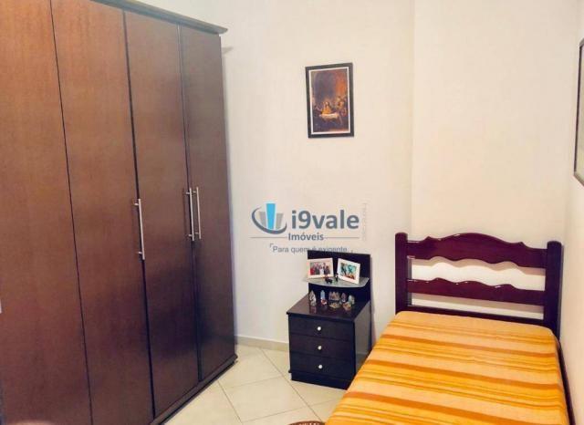 Apartamento com 3 dormitórios sendo 1 suíte à venda, 70 m² - vila industrial - são josé do - Foto 16