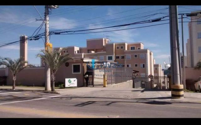 Apartamento com 2 dormitórios à venda, 54 m² por r$ 180.000 - villa branca - jacareí/sp - Foto 9