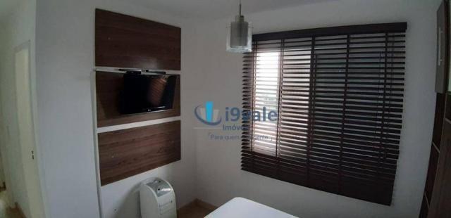Apartamento com 2 dormitórios à venda, 67 m² por r$ 300.000 - parque industrial - são josé - Foto 15