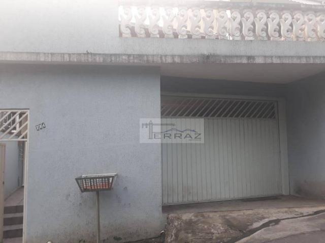 Sobrado com 3 dormitórios à venda, 90 m² por r$ 480.000 - laranjeiras - caieiras/sp